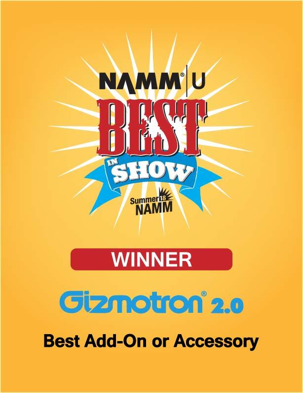 NAMM BEST IN SHOW