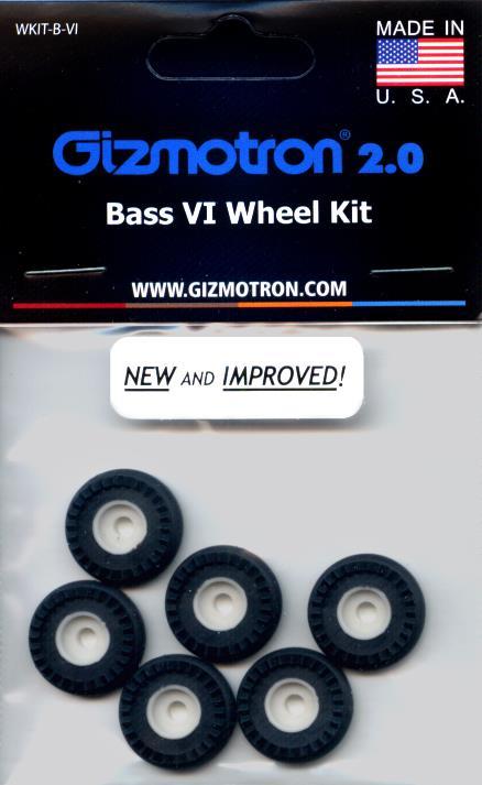 Product: Bass VI Wheel Kit