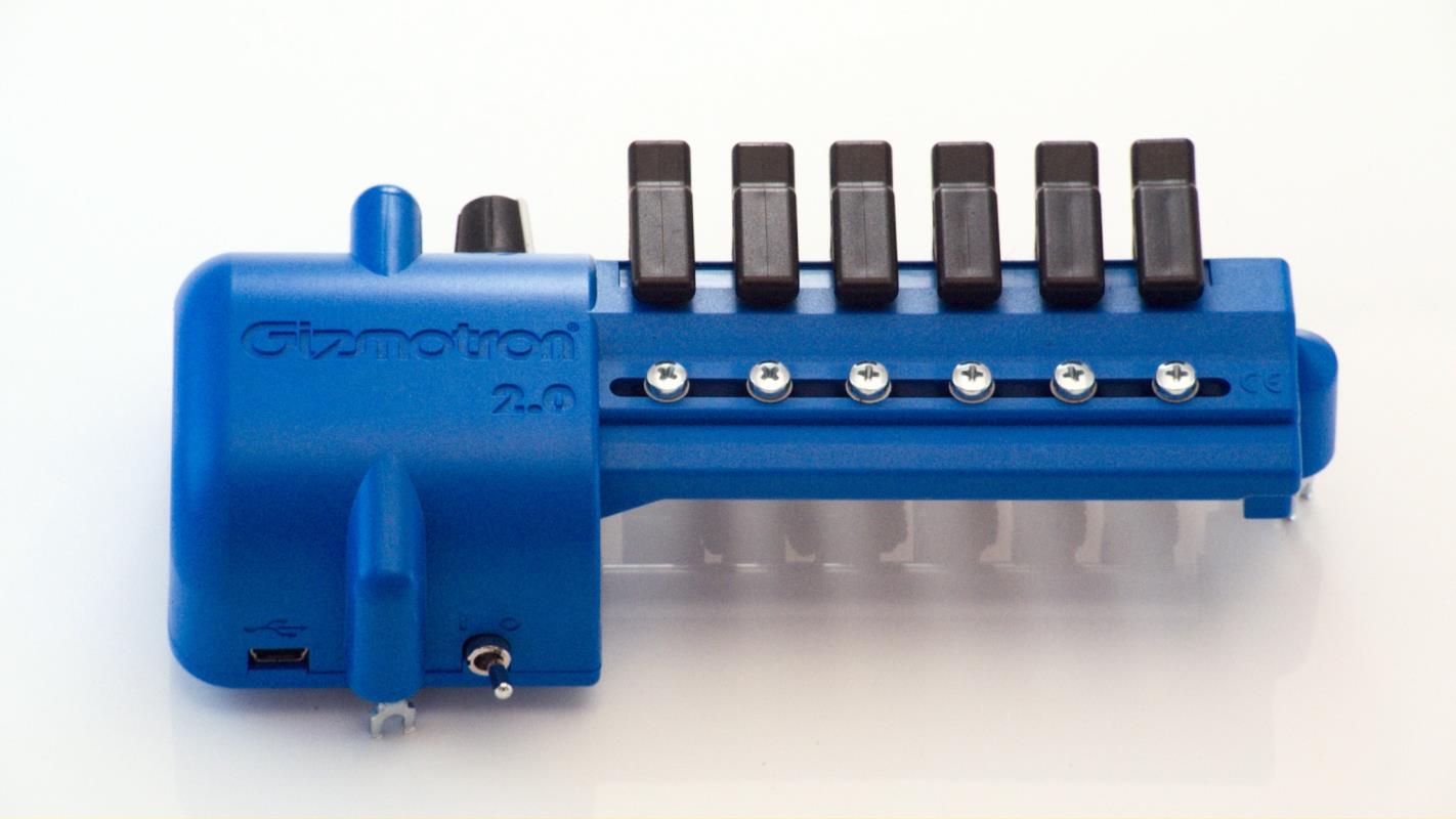 Guitar Gizmotron® 2.0 (Sky Blue)
