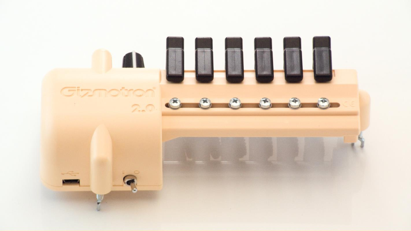 Guitar Gizmotron 2.0 (Cream)