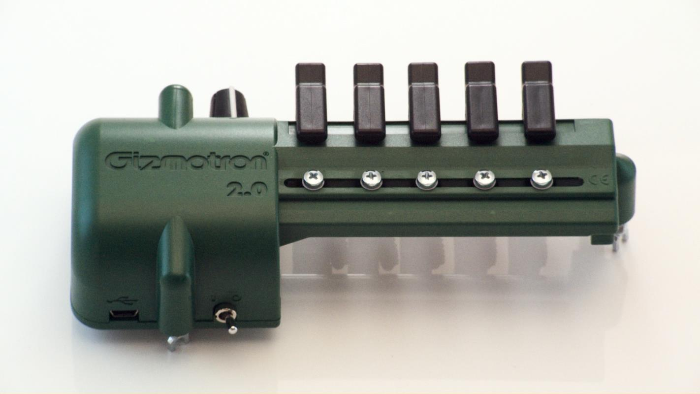 Bass Gizmotron 2.0 (Racing Green)